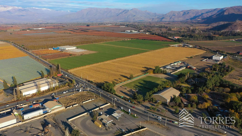 Venta de terrenos industriales en San Felipe, V Región.
