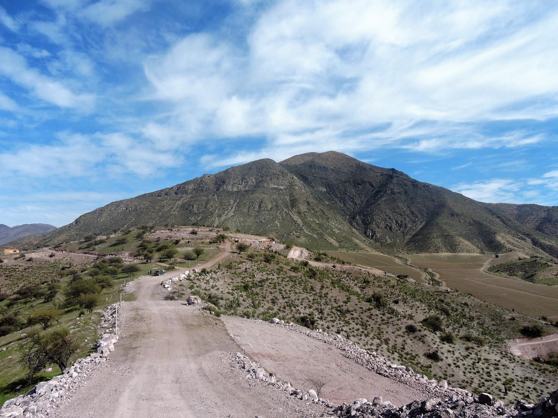 Venta de parcelas en Alto Tierras Blancas, San Felipe, V Región.